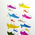 scarpe di cenerentola