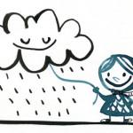 Pioggia a passeggio