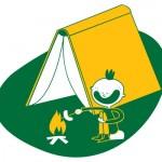In campeggio con un libro