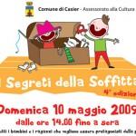 """""""Segreti della soffitta"""" quarta edizione"""