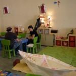 Barcolana di carta…aspettando i bambini!
