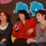 Chiara, Marina, Francesca