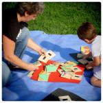 giochi di strada: puzzle